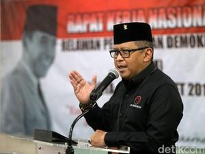 PDIP Tanggapi LSI Denny JA: Terlalu Dini Bicara Jokowi Capres 2019