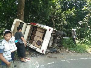 Rombongan Aisyiah Kecelakaan, Diduga Sopir Langgar Larangan