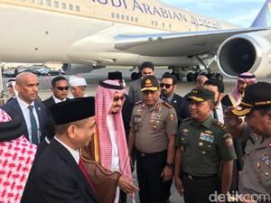 Bali Sukses Jadi Tuan Rumah yang Baik untuk Raja Salman
