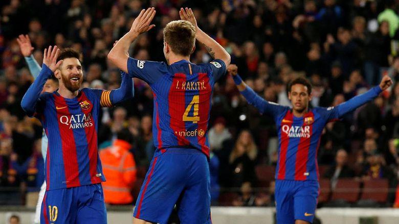 """Bandar Bola - Modal Terbaik Barcelona Untuk Hadapi PSG"""
