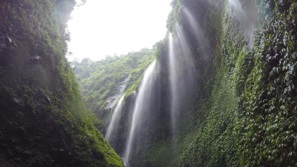 Foto: 7 Air Terjun Tertinggi di Indonesia