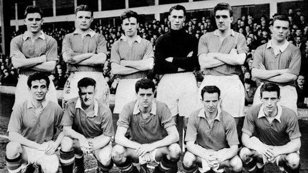 Menggali Sejarah Man United dari Puing-Puing