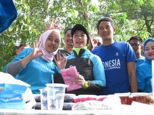 Perluas Jaringan dan Omzet, Sandiaga Janji Buka Bazar OK OCE di Mal