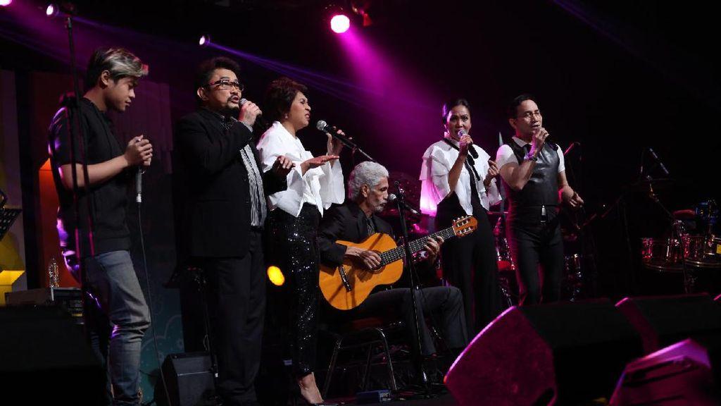 Sentuhan Klasik Bernuansa Brasil dari Elfas Singer dan Paulinho Garcia