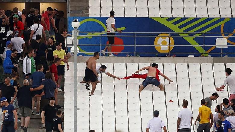 Ada Usul agar Keributan Antarsuporter Sepakbola Jadi Cabang Olahraga