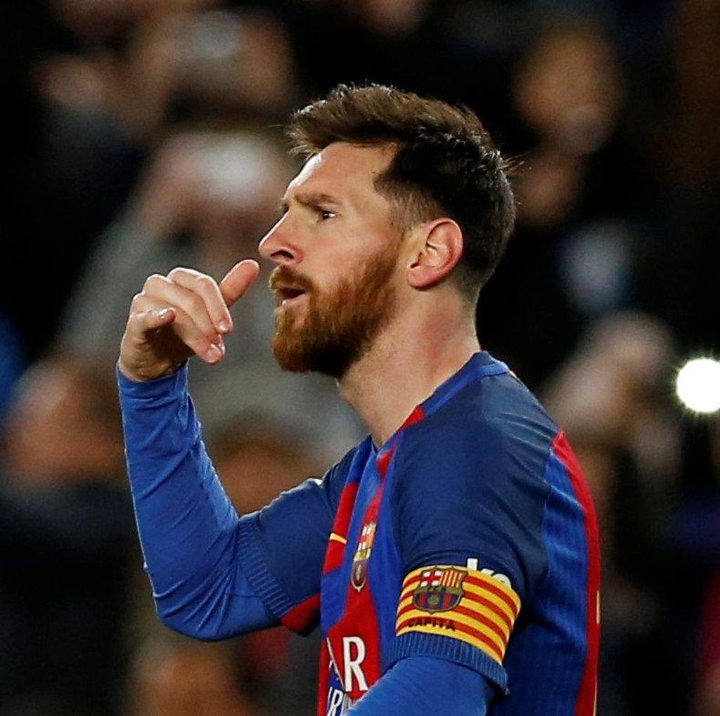 Polisi Peru Sita Kokain Bermerek Messi