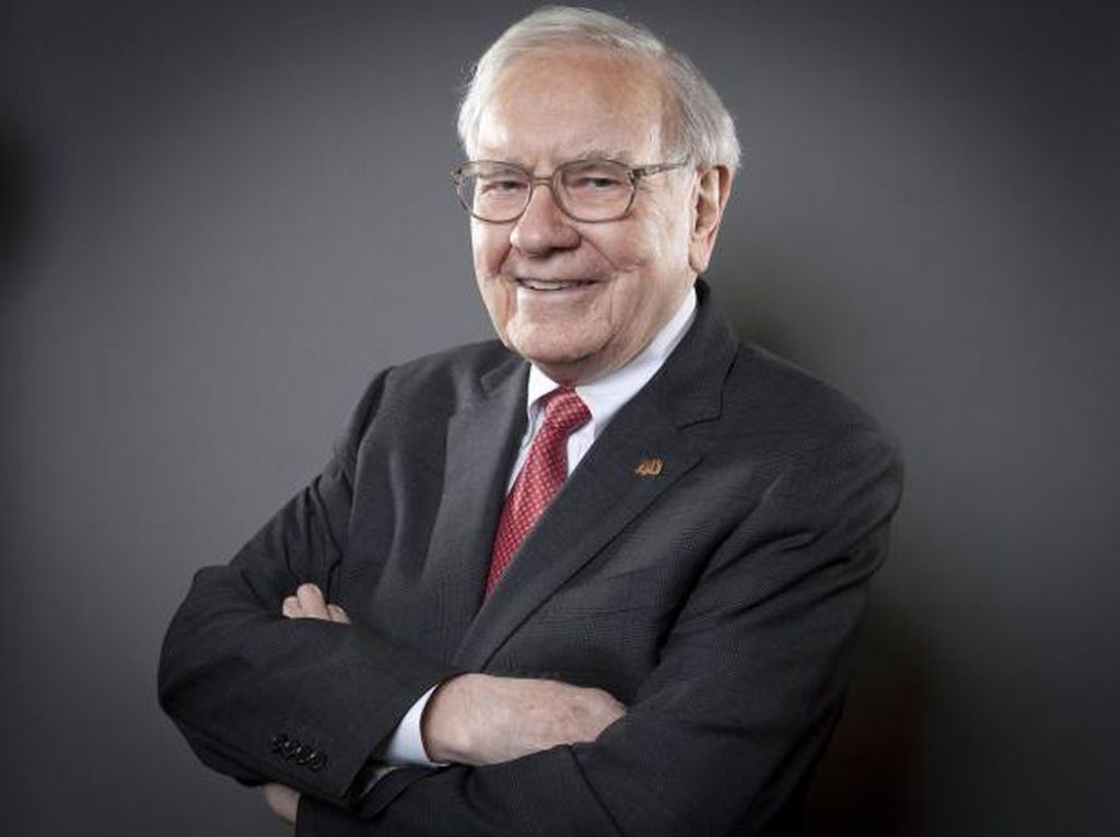 Warren Buffet Borong Saham Bank Raksasa AS