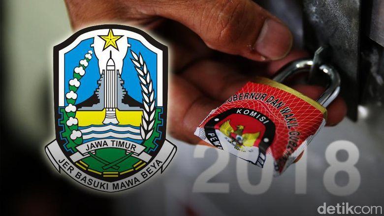 Daftar Cagub dan Cawagub Jatim dari PDIP Harus Setor Rp 100 Juta
