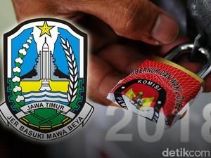 KPU: Pilgub Jatim 2018 Telan Anggaran Rp 817 Miliar
