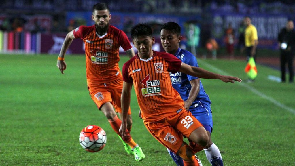 PBFC dan Arema ke Final Piala Presiden