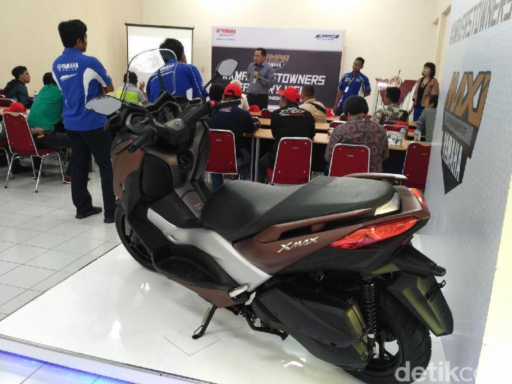 400 Ribu Lebih Motor Rakitan Indonesia Beredar ke Seluruh Dunia