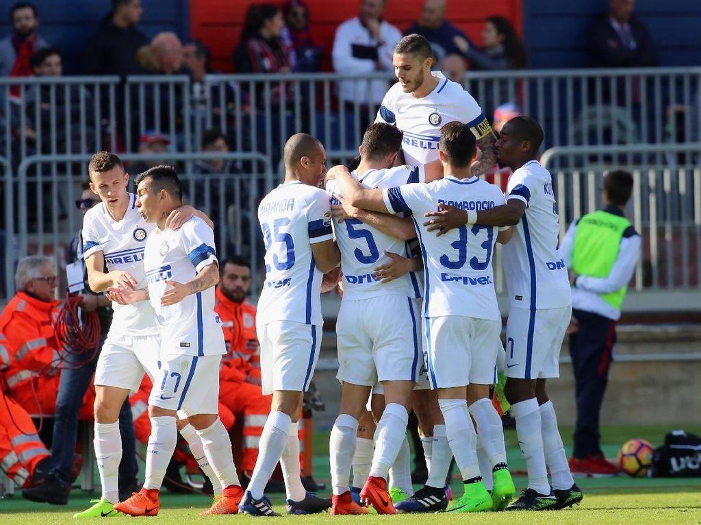 Demi Lolos ke Liga Champions, Inter Dituntut Jaga Momentum hingga Akhir Musim