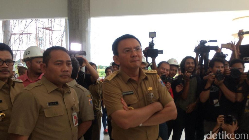 Ahok Khawatir Ada Kecurangan Penerimaan PNS Saat Tak Lagi Menjabat