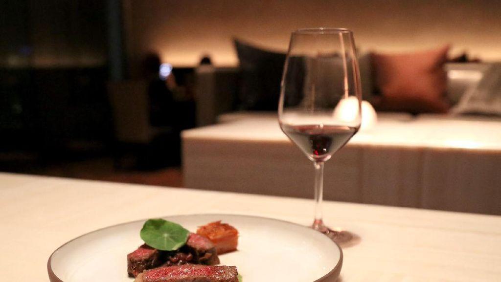 Wine Dinner dengan Paduan Bodegas Altanza Dihadirkan di VIEW