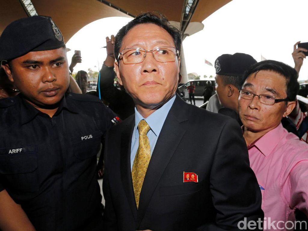 Malaysia Usir Dubes Korea Utara, Kang Chol