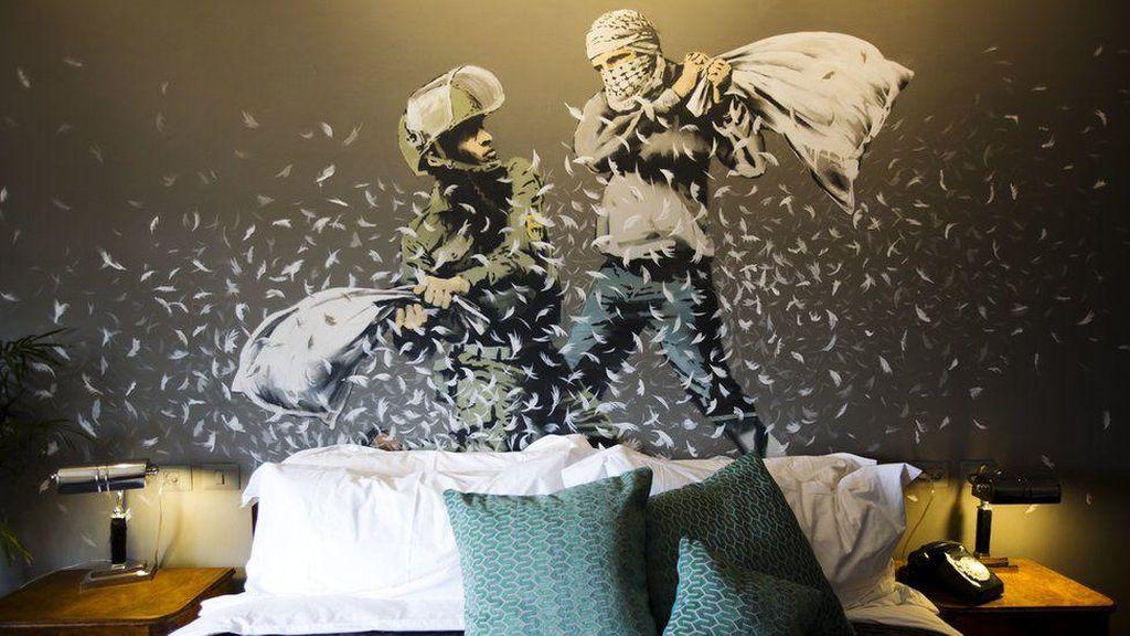 Dokumenter Banksy Perdana Tampil di Festival NuArt Aberdeen