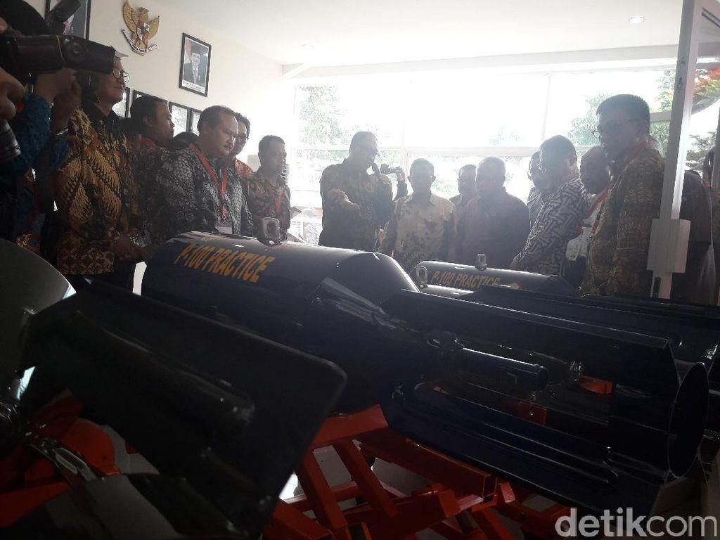 Curhat BUMN Produsen Bom Pasok Peledak ke Perusahaan Tambang