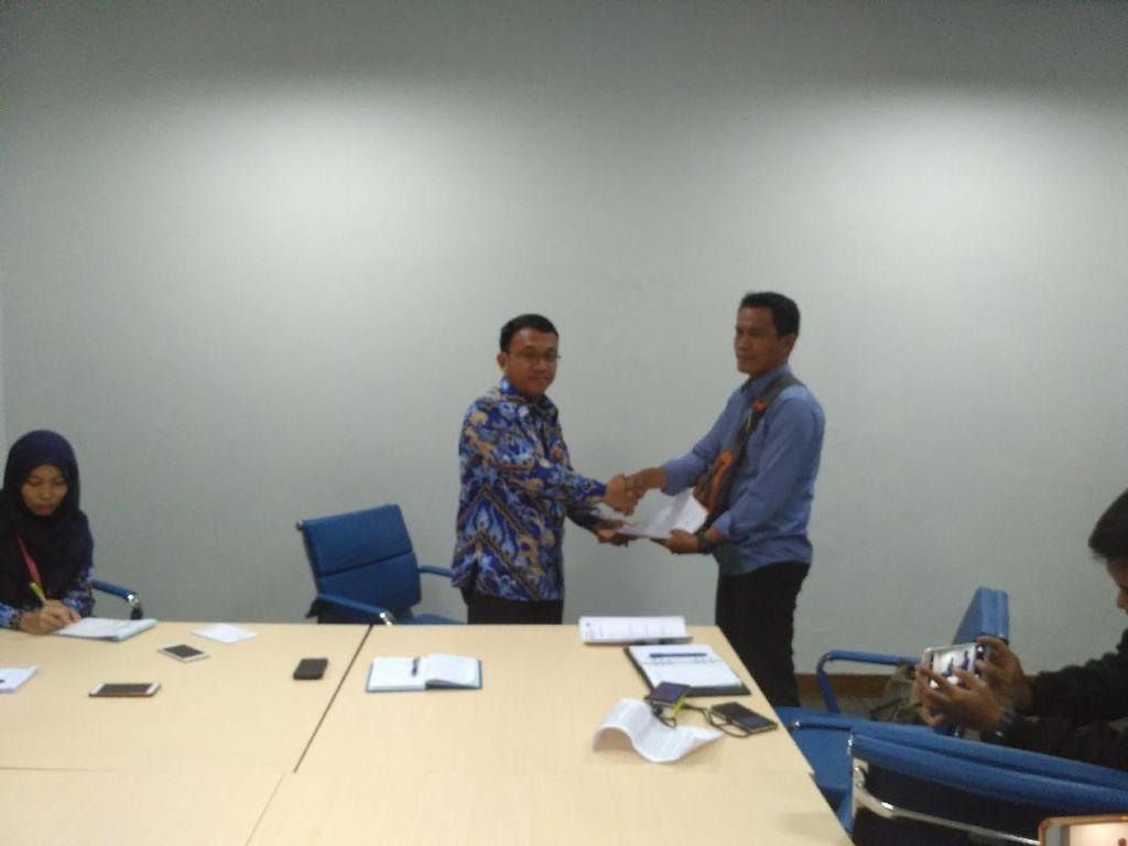 Konflik Tanah, Warga Pulau Pari Laporkan BPN Jakut ke Ombudsman