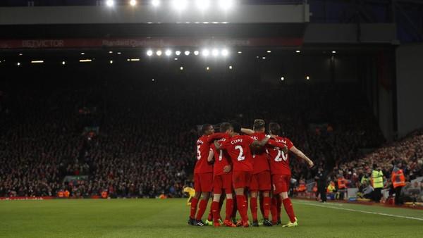 Bagaimana Kans Liverpool Hadapi Everton yang Ada di Posisi Tujuh?