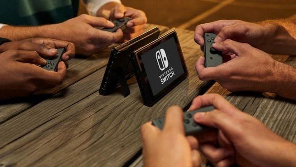 Laris Manis, Nintendo Switch Sudah Laku 1,5 Juta Unit