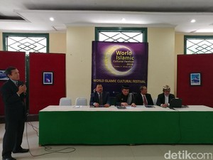 Tahun Depan Cirebon Jadi Tuan Rumah Pertama Festival Islam Dunia