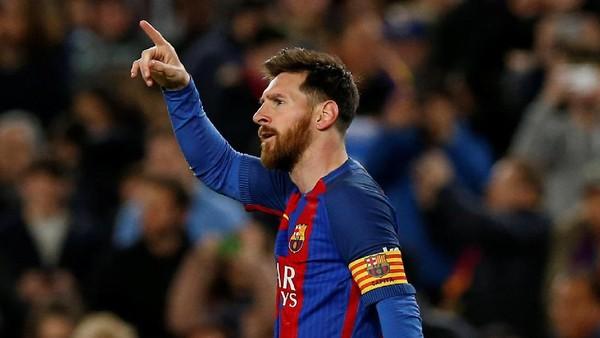 Messi Bikin Barca Masih Tetap <I>Pede</I> Bisa Singkirkan PSG