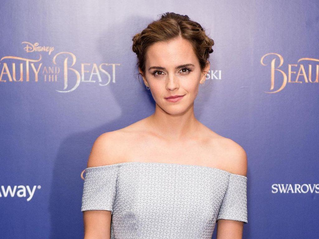 Duh! Foto-foto Pribadi Emma Watson Diretas