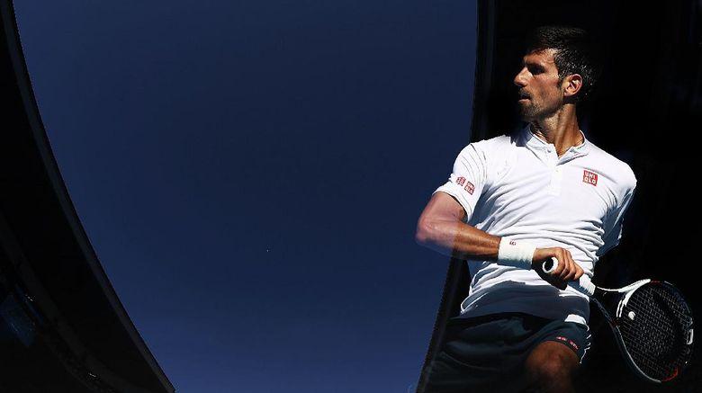 Peringkat Satu Dunia Bukan Prioritas Utama Djokovic