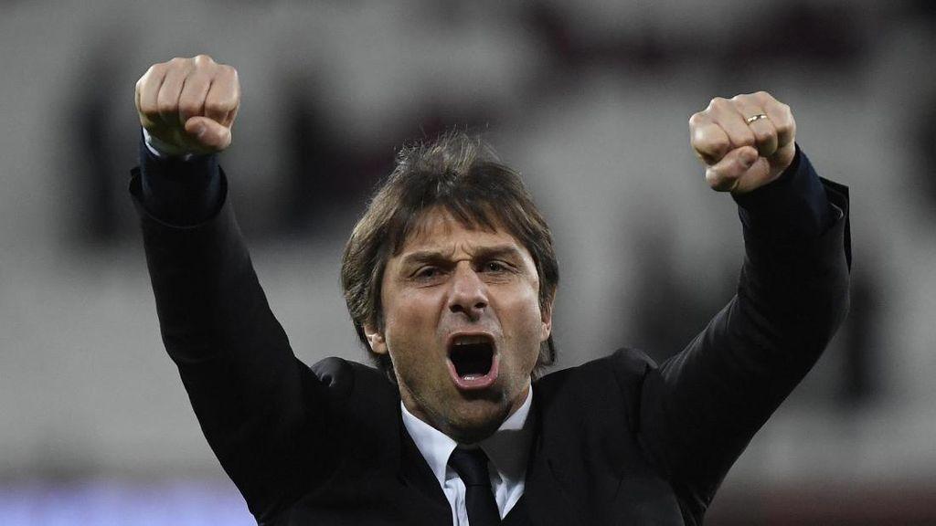 Chelsea Menang, Conte Senang