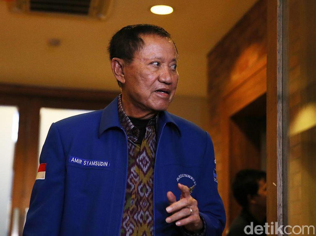 Amir Syamsudin: Komentar Kecebong Roy Suryo Kontraproduktif buat PD
