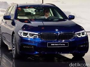 Seri 5 Touring, Mobil Keluarga Baru Andalan BMW