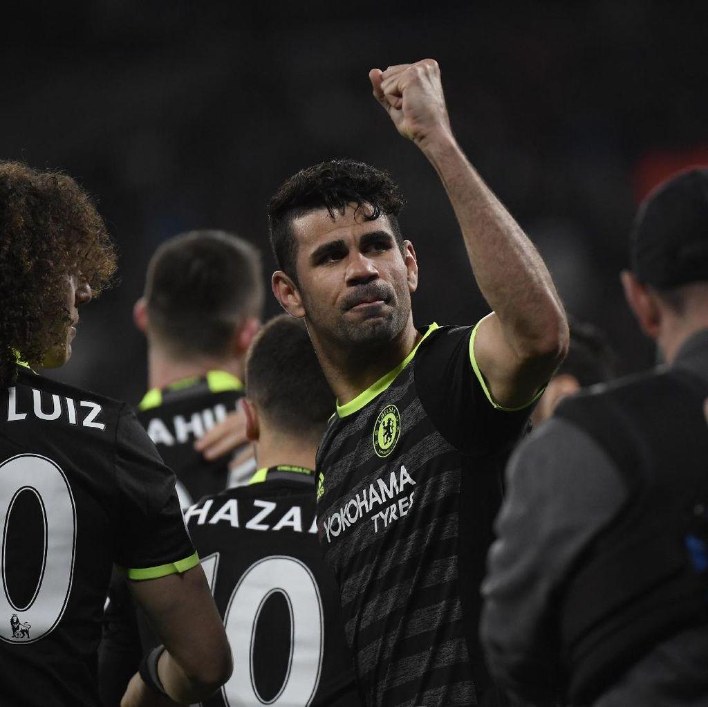 Bagi Diego Costa, Pindah ke Liga China Masih Lebih Mungkin Ketimbang ke Madrid