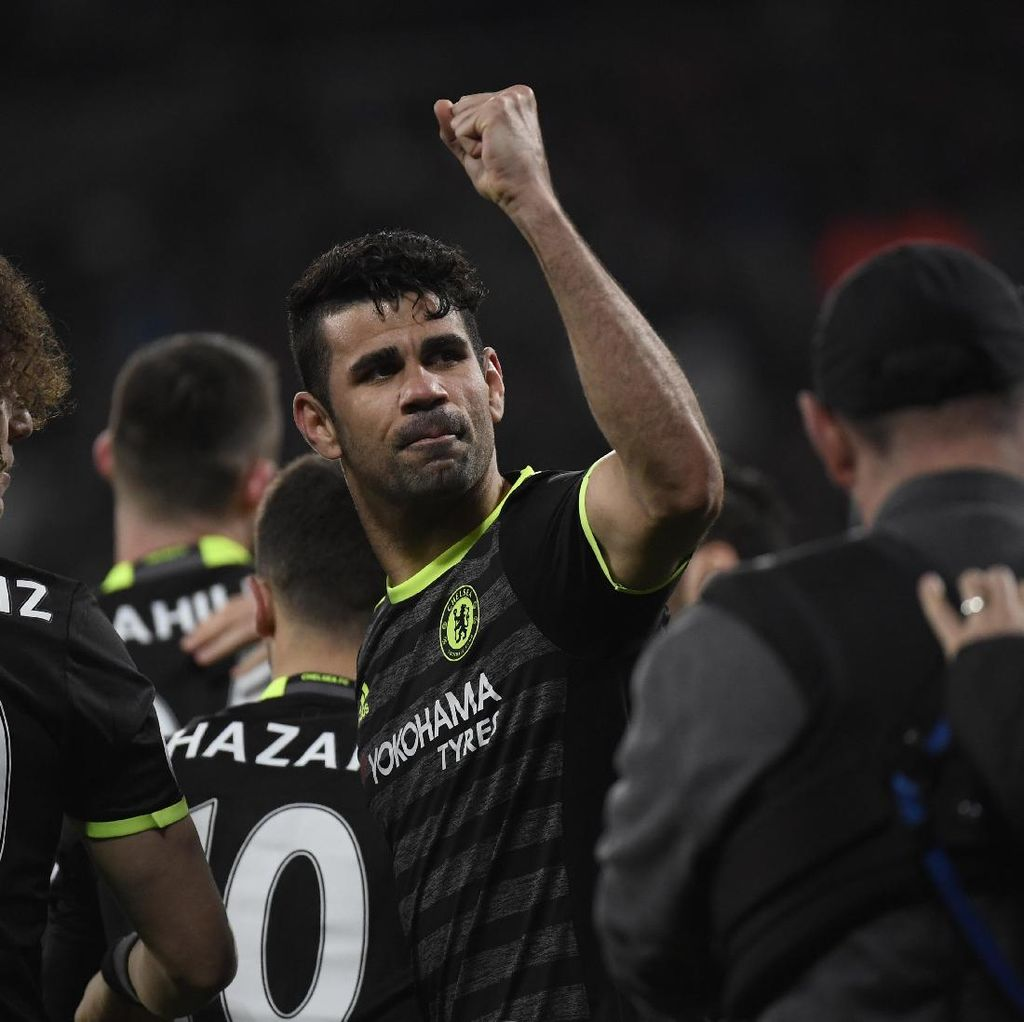 Diego Costa tentang Afeksi ke Chelsea dan Atletico sebagai Rumah