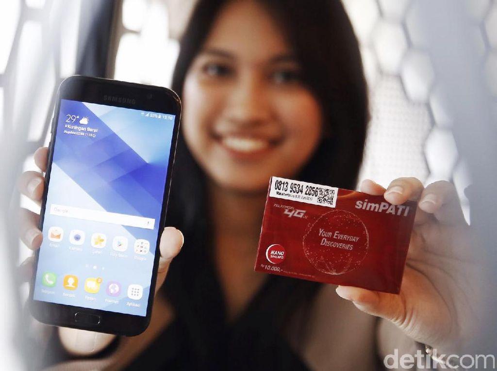Paket Internet Unlimited Surprise Deal Telkomsel, 50GB Harga Rp 100.000