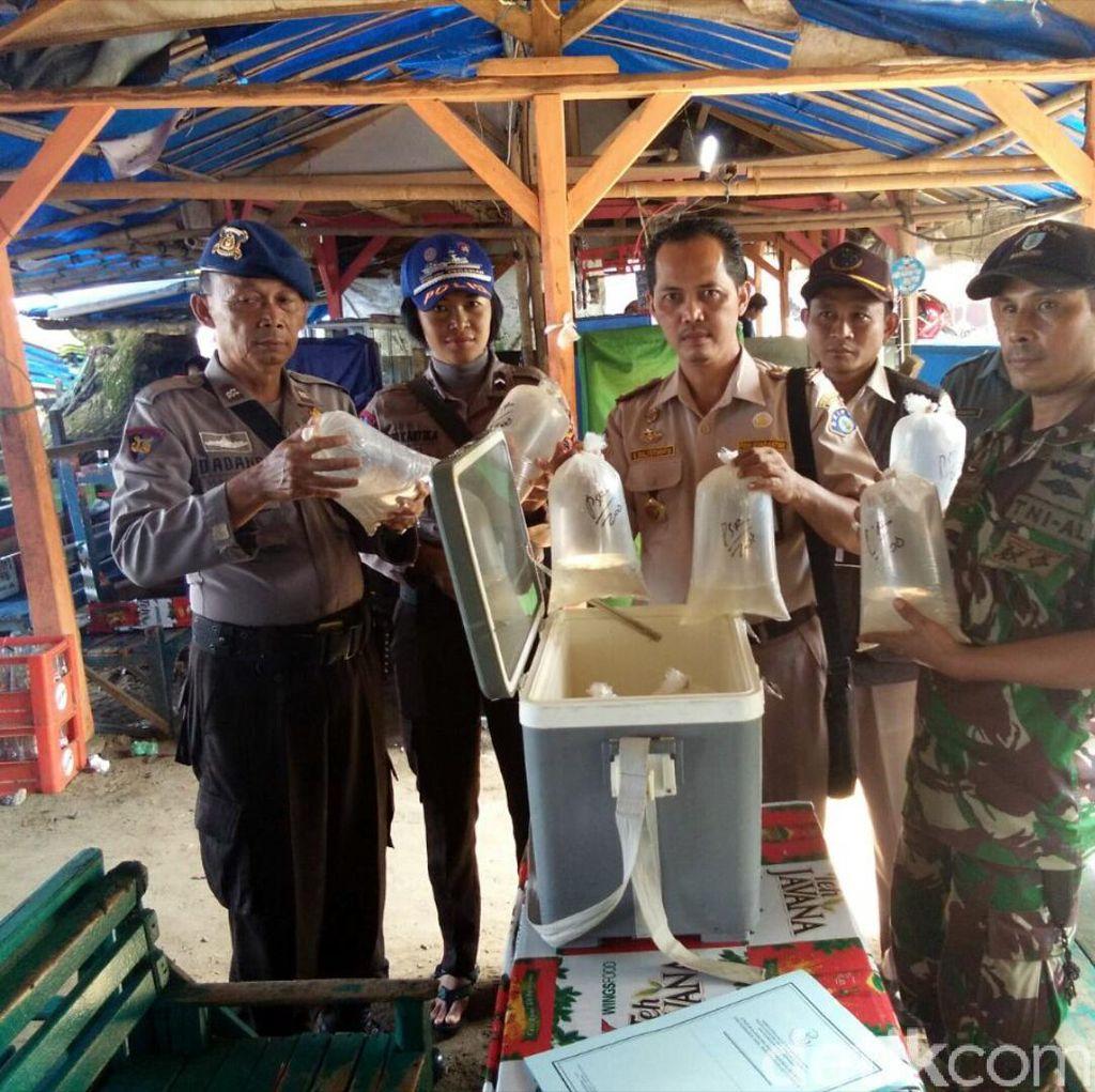 Ditpolair Polda Jabar Tangkap Pelaku Ilegal Fishing di Sukabumi