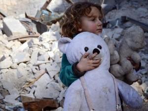 Anak-anak Suriah Dalam Kondisi Stres yang Berbahaya