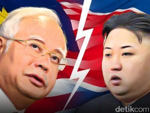 Tegang dengan Korut, Deputi PM Malaysia: Kita Harus Tetap Rasional