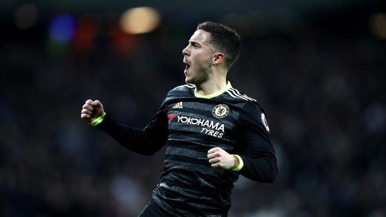 """Bandar Bola - Hazard Ingin Chelsea Secepatnya Juara Liga Inggris"""