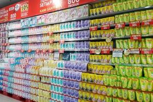 Beragam Diskon Peralatan Mandi Bayi di Transmart dan Carrefour
