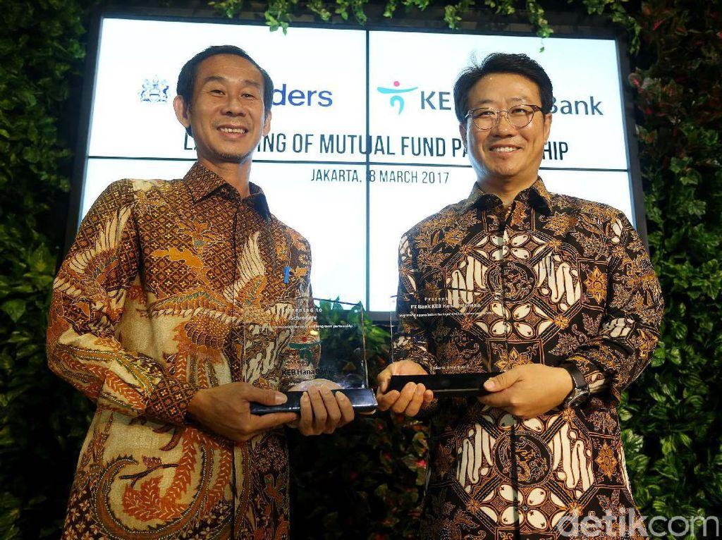 Bank KEB Hana Gandeng Schroder