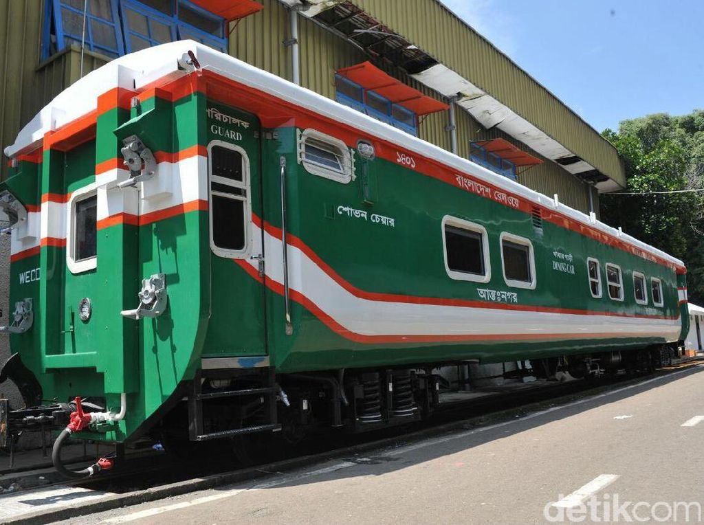 INKA Ingin Bangun Pabrik Baru, Kapasitas 700 Kereta per Tahun