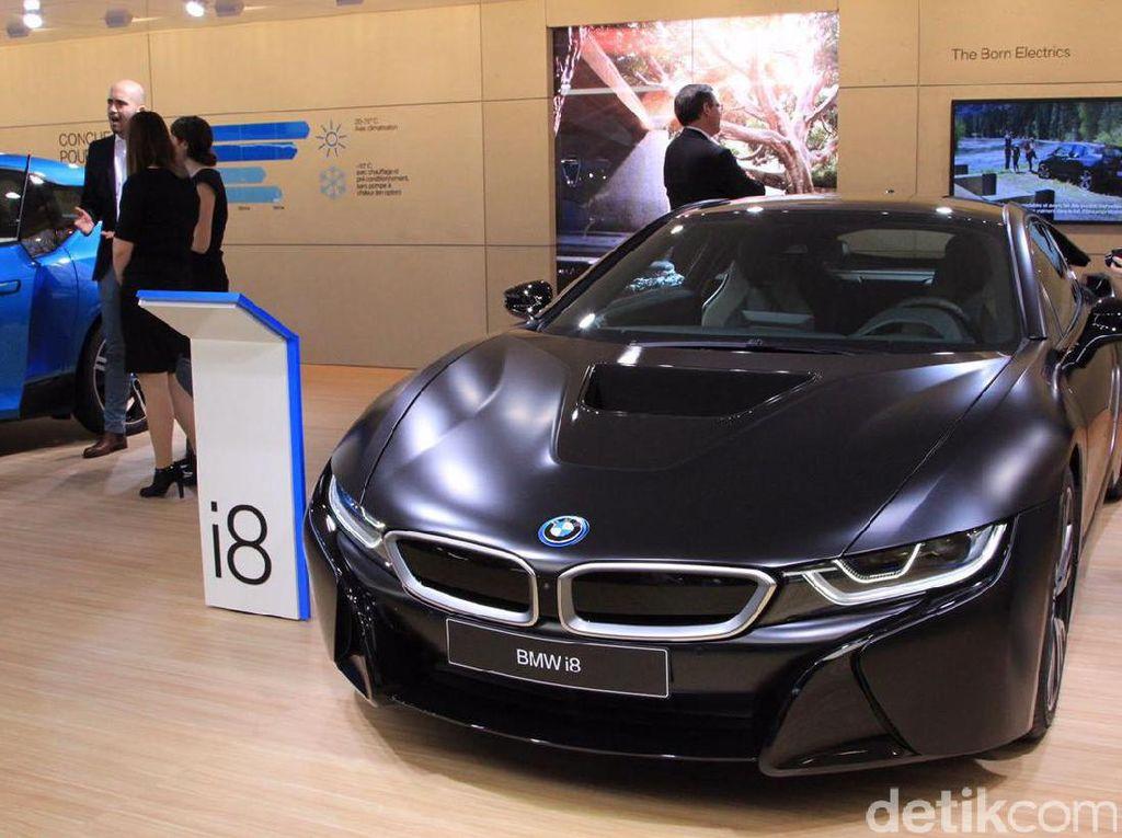 Mobil-mobil Fantastis ala BMW