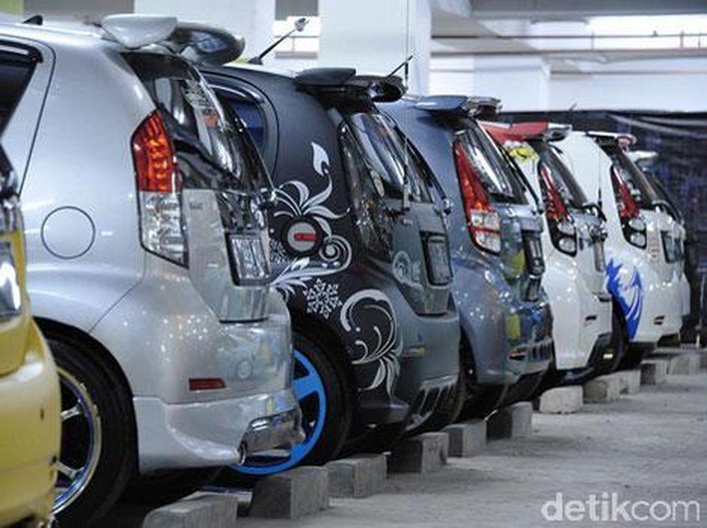 Mobil-mobil Daihatsu Bakal Adu Ganteng di IAM 2019