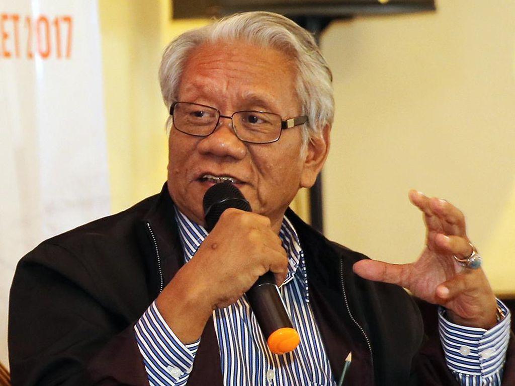Ketua DKPP Harjono Ditunjuk Jadi Anggota Dewan Pengawas KPK