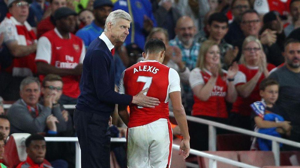 Koscielny: Keterpurukan Arsenal Bukan Cuma Tanggung Jawab Wenger