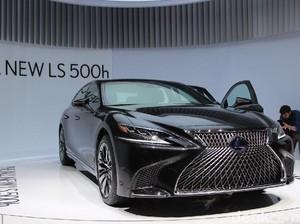 Lexus Andalkan 2 Mobil Baru, Modelnya Masih Rahasia