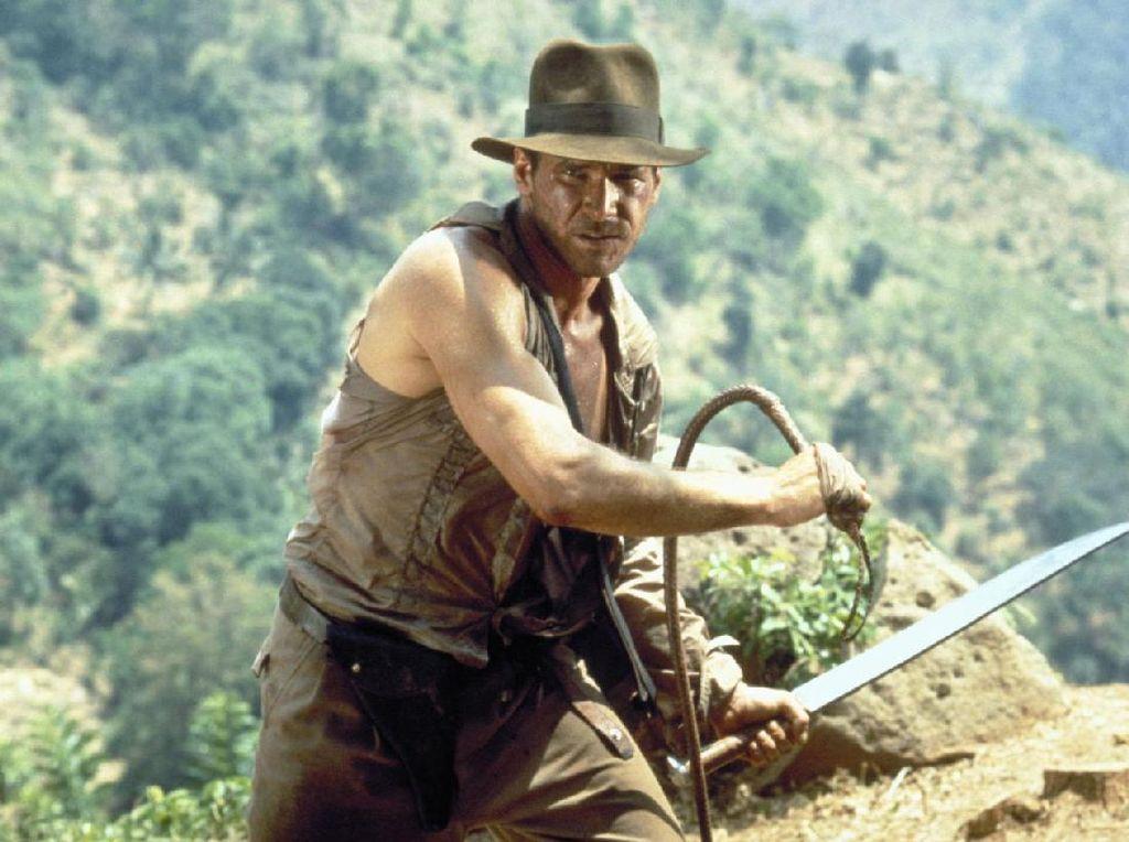 Disutradarai oleh Steven Spielberg Indiana Jones 5 Siap Syuting 2019
