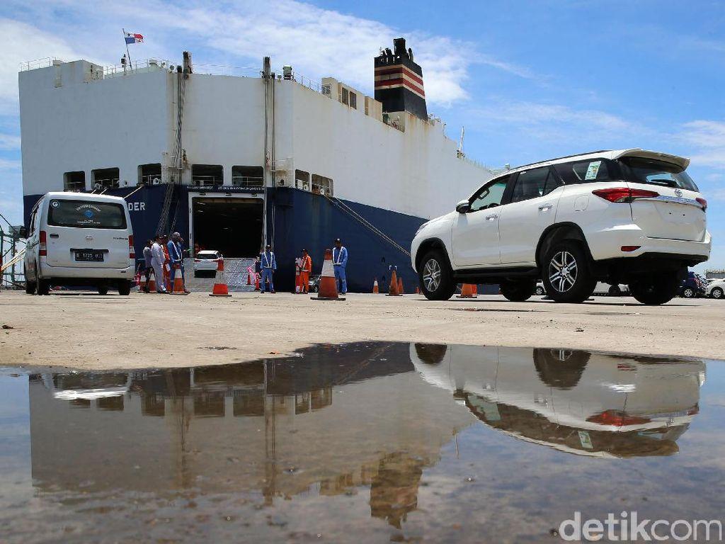 Daftar Mobil Toyota Buatan Indonesia yang Laku di Luar Negeri