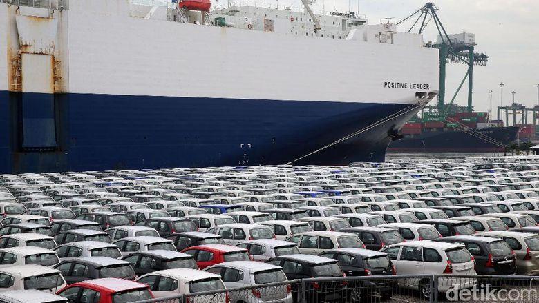 Dongkrak Ekspor Mobil, Pemerintah Siapkan 2 Terminal Mobil