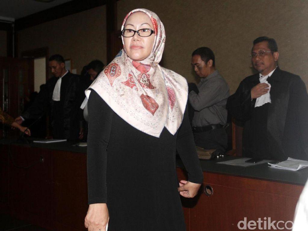 Ratu Atut Ajukan PK Terkait Kasus Suap Akil Mochtar